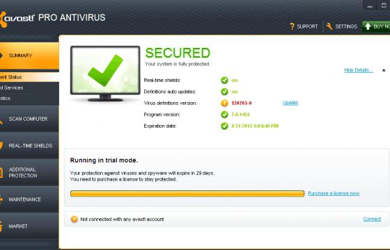 Avast! Internet Security & Premier 9 1 2360 Build 19 1 4142