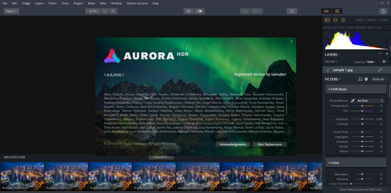 aurorahdr1.0.0.2550