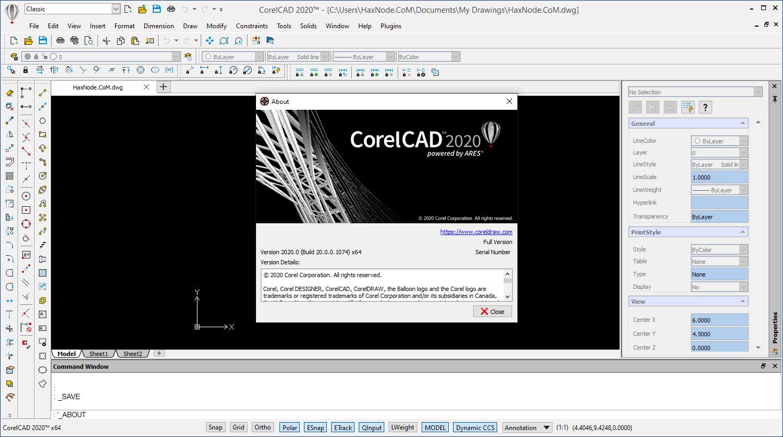 corelcad2020.0