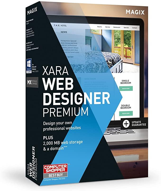 Xara Web Designer Premium logo