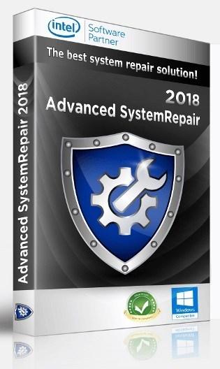 Advanced System Repair Pro logo
