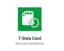 7-Data Card Recovery Enterprise logo