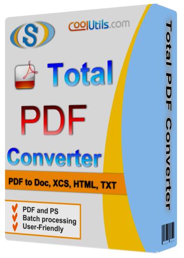 Coolutils Total PDF Converter logo