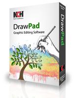 NCH DrawPad Pro logo
