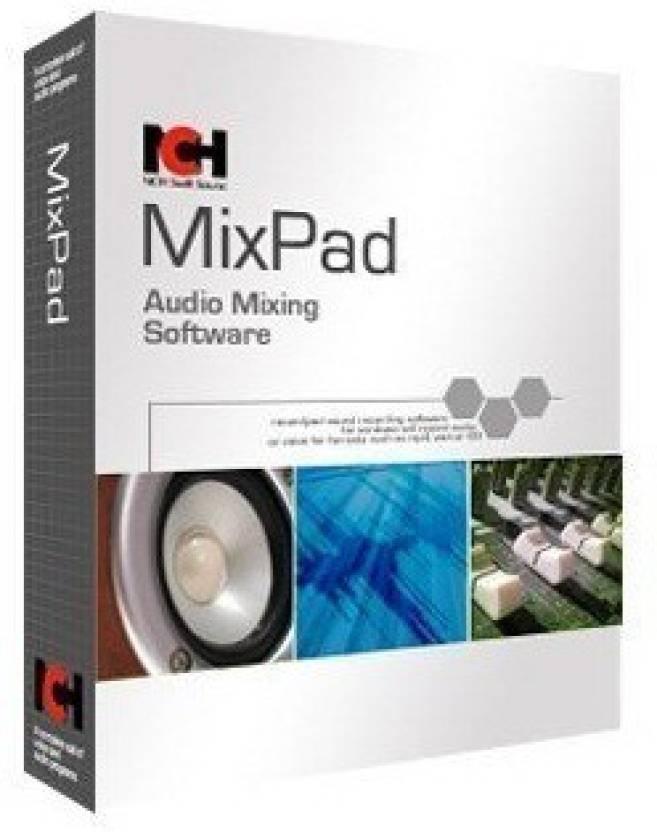 NCH MixPad Masters Edition logo