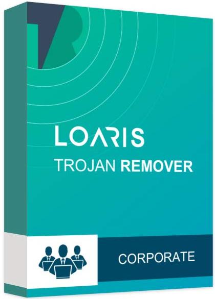Loaris Trojan Remover logo