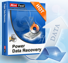 MiniTool Power Data Recovery Business Technician logo