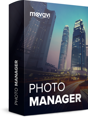 Movavi Photo Manager logo