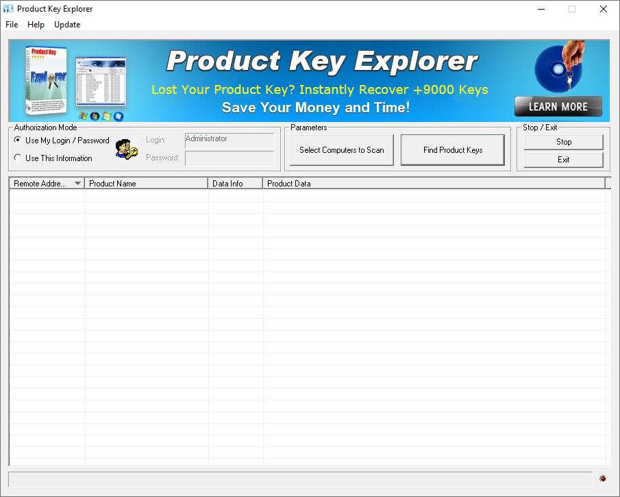 productkeyexplorer