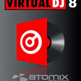 Atomix VirtualDJ Pro Infinity logo