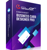 EximiousSoft Business Card Designer logo