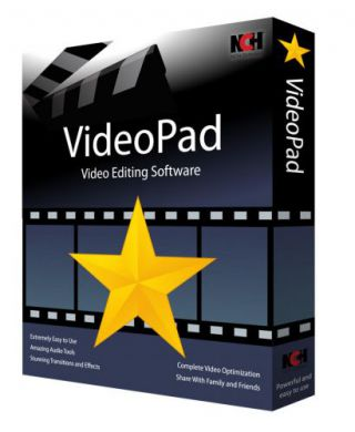 NCH VideoPad logo