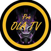 OLA TV Pro logo
