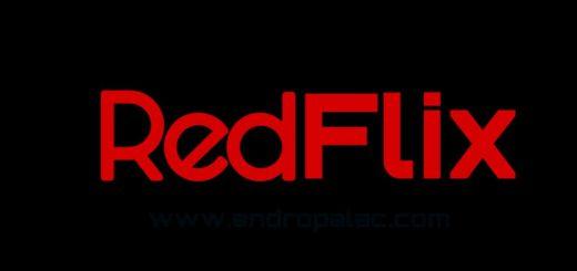 RedFlix TV logo