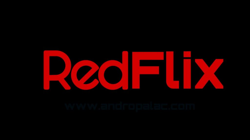 RedFlix TV logo