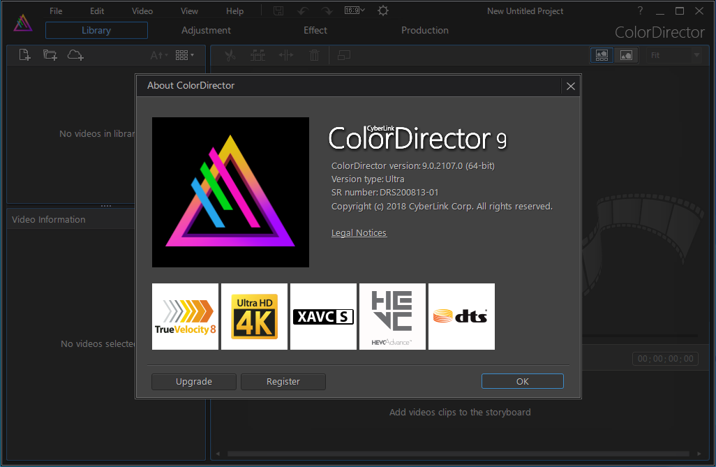 colourdirector9.0.2107