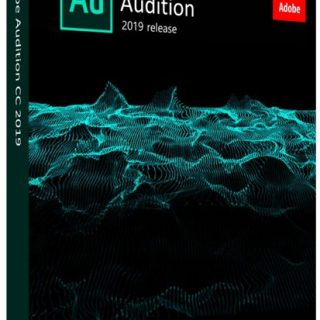Adobe Audition 2019 logo