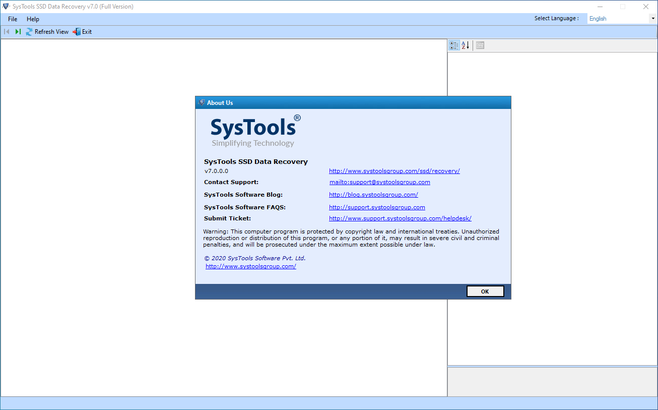 systoolssddatarecovery7.0.0.0