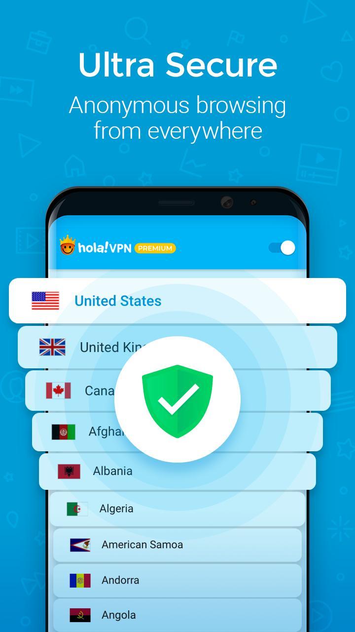 Hola VPN Proxy Plus1