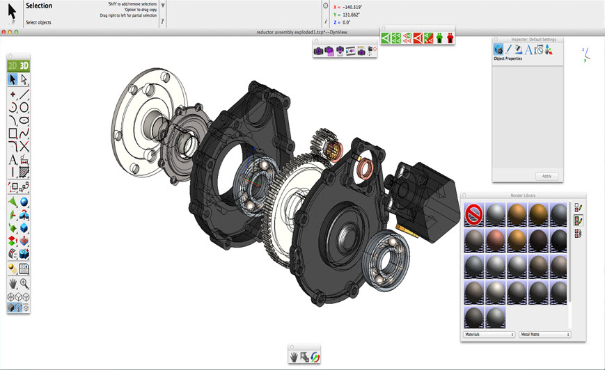 TurboCAD Mac Pro1