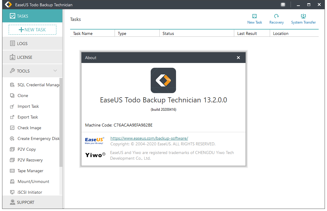 easeustodobackup13.2.0.0