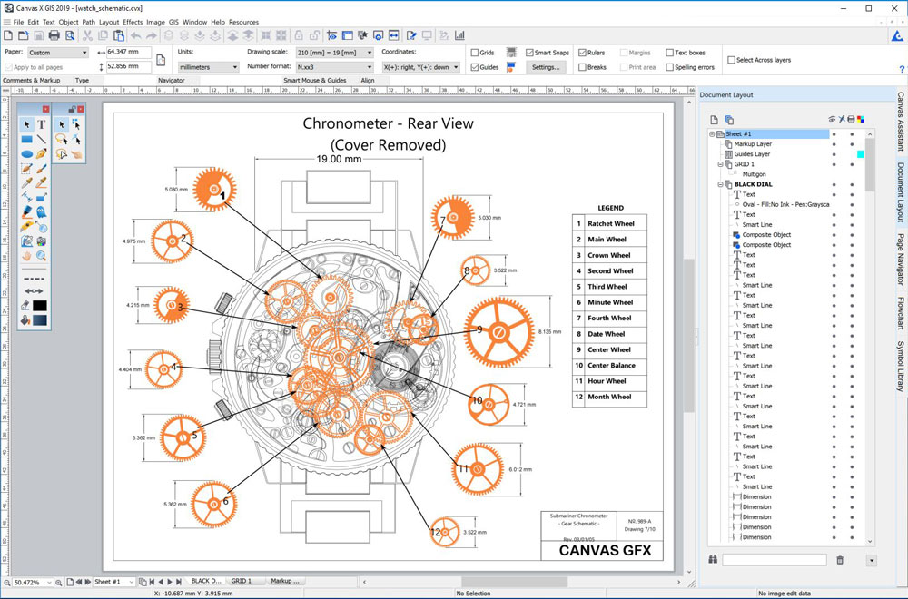 ACD Systems Canvas Draw1
