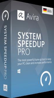 Avira System Speedup Pro