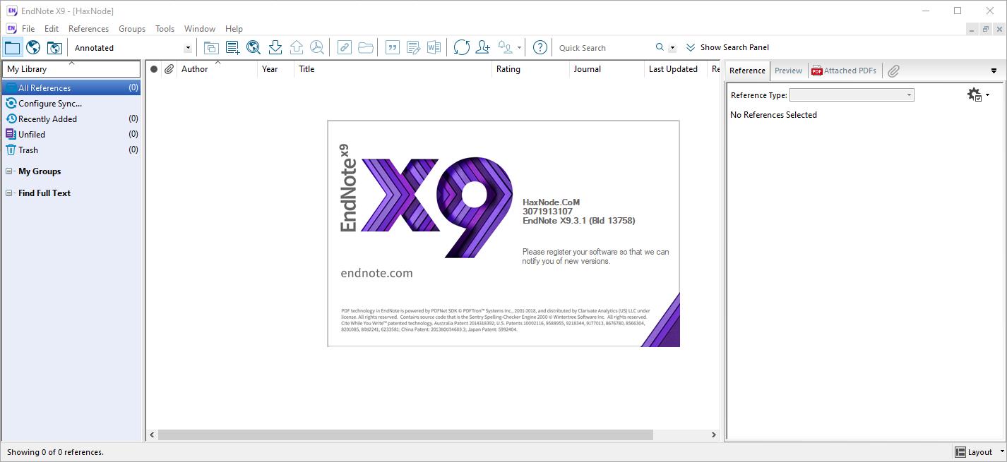 endnotex9.3.1