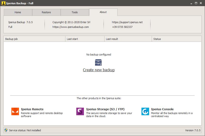 iperiusbackup7.0.5