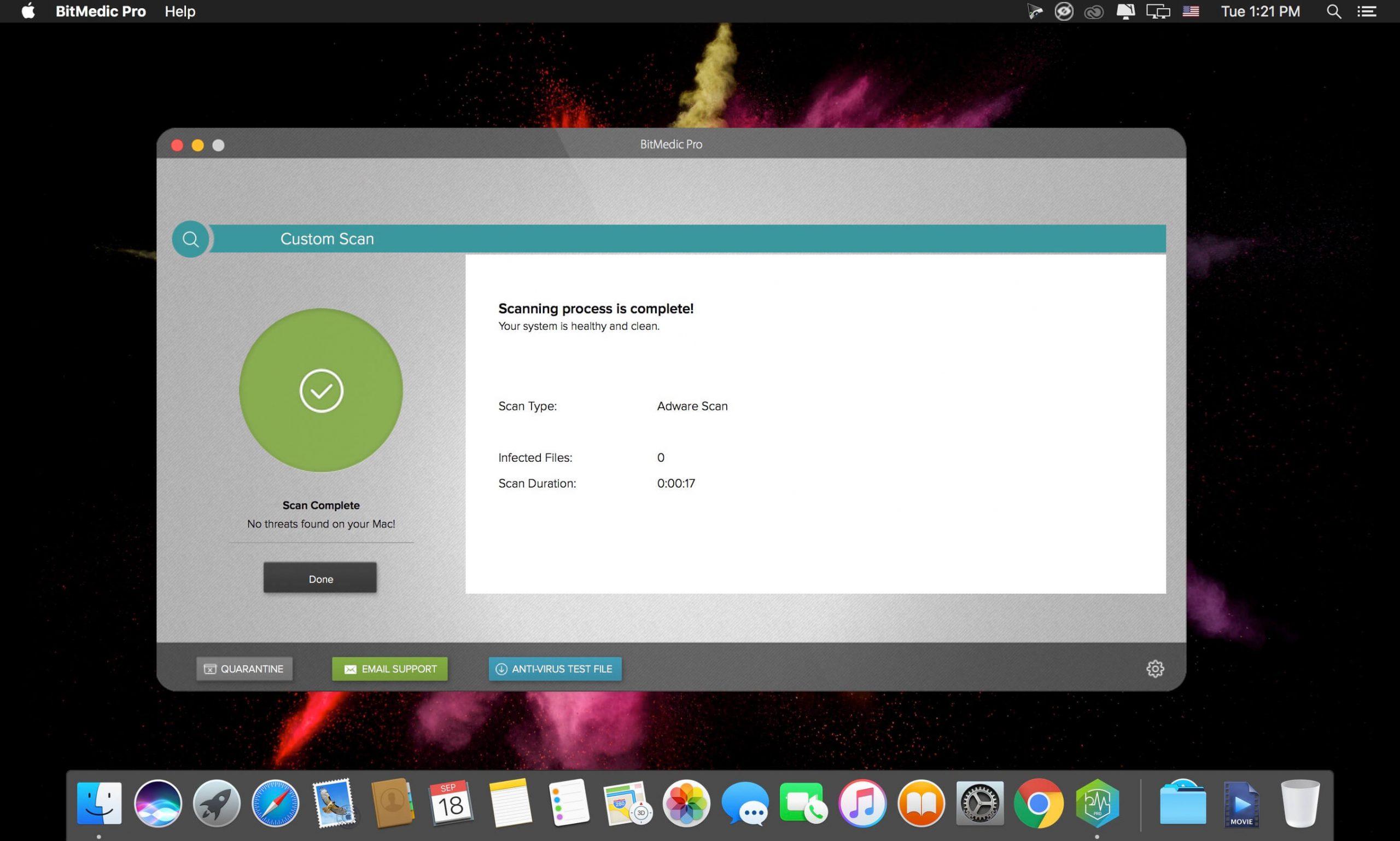 Antivirus BitMedic Pro1