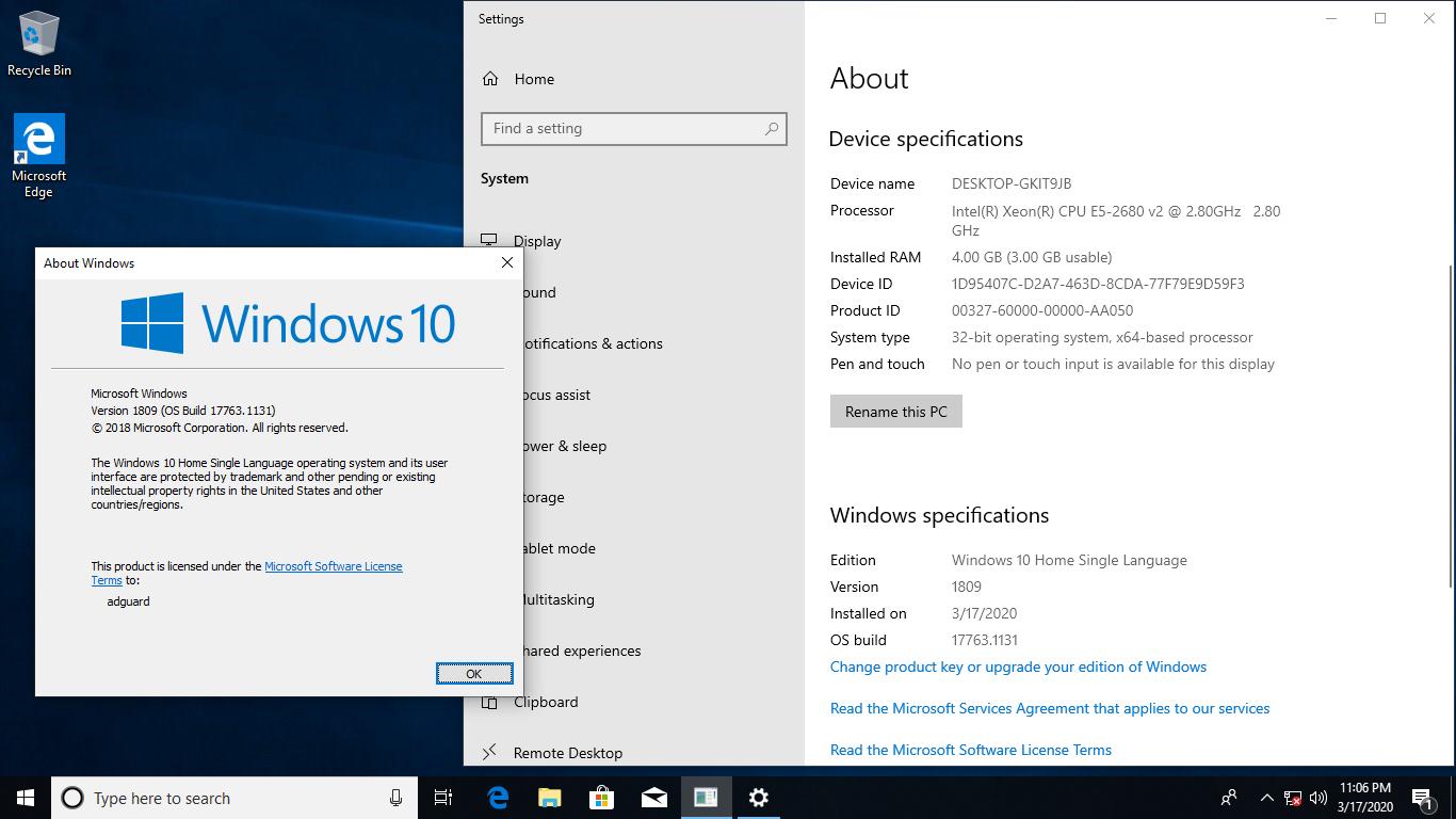 Windows 10 15in1