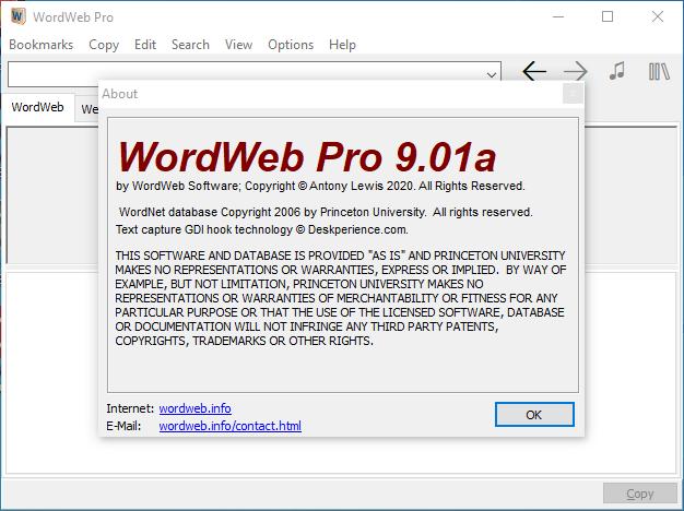 wordwebpro9.01a