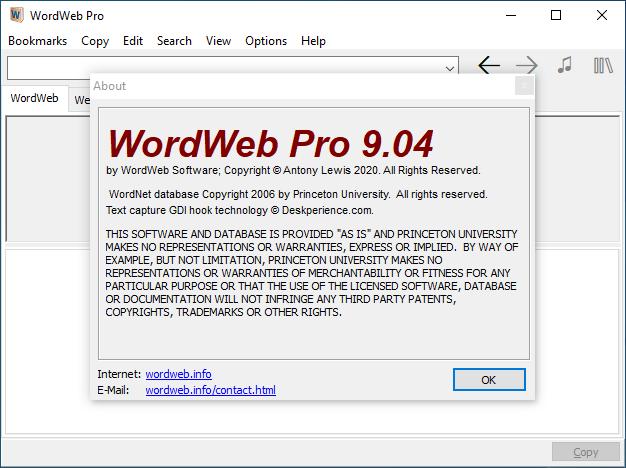 wordwebpro9.04