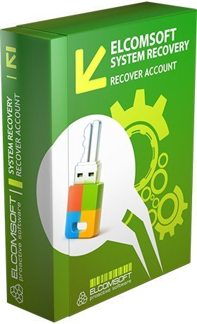 Elcomsoft System Recovery Professional Edition