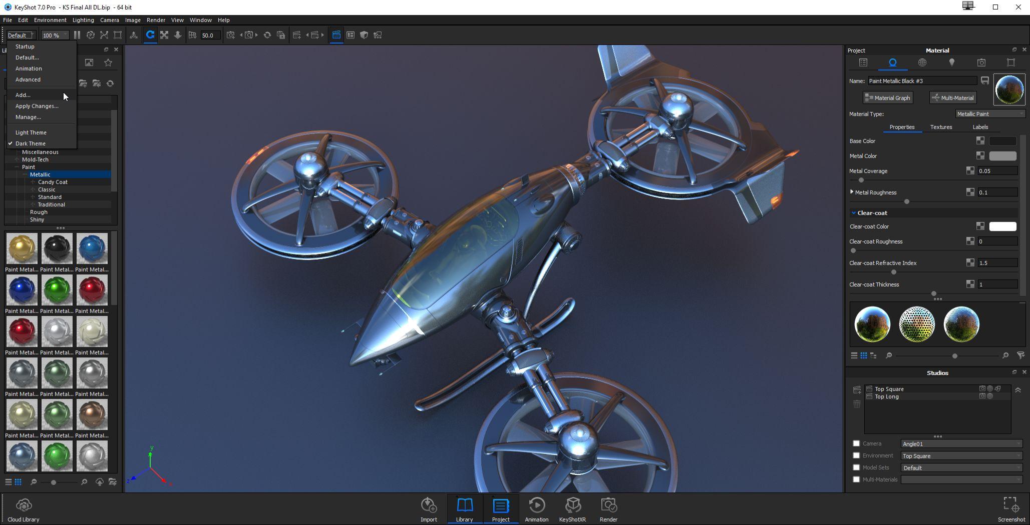 Luxion KeyShot Pro1