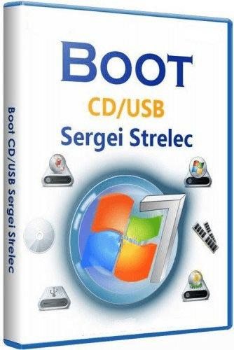 WinPE 10-8 Sergei Strelec