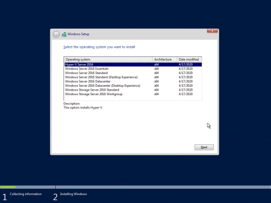 Windows Server1