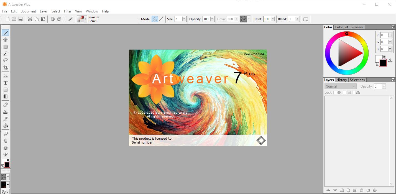 artweaver7.0.5