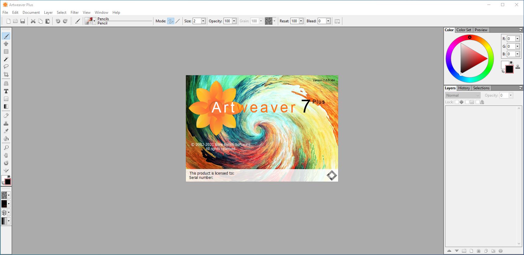 artweaver7.0.9plus