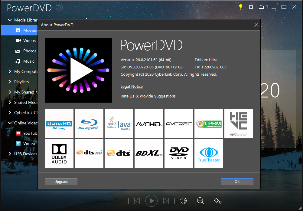 powerdvd20.0.2101