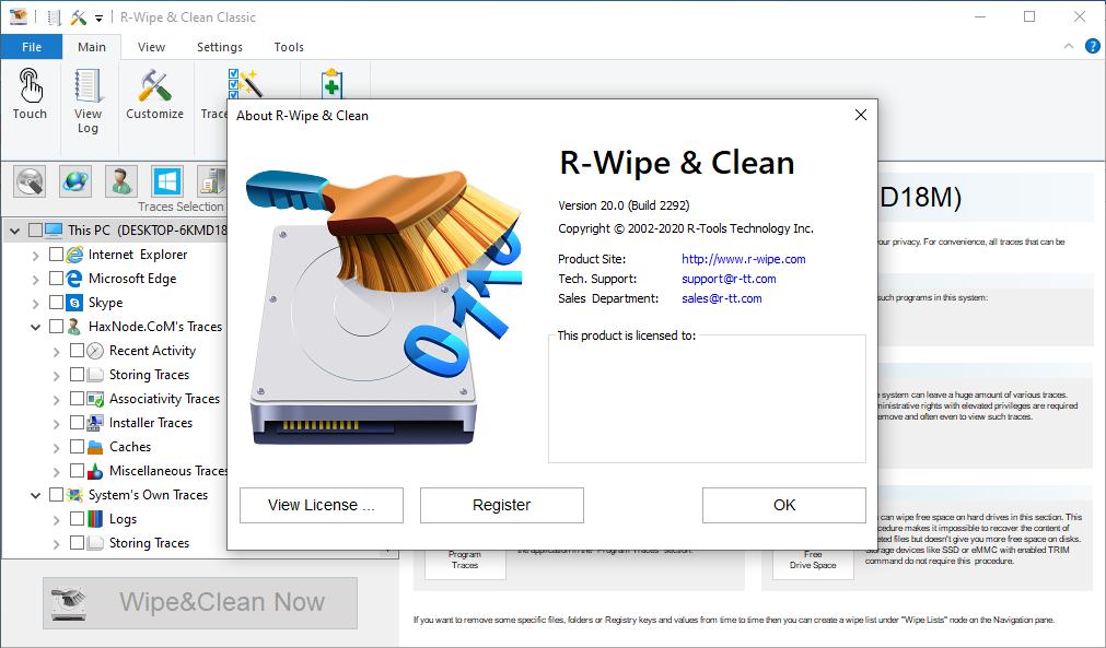 rwipe20.0