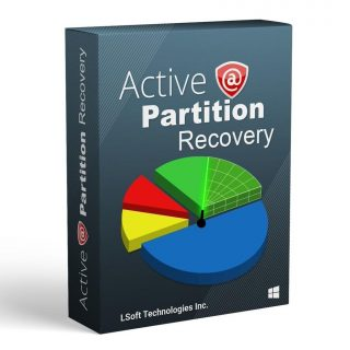 Active@ Partition Recovery Ultimate