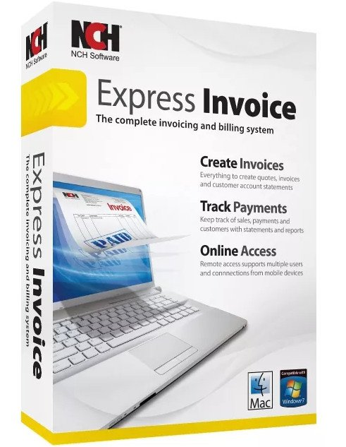NCH Express Invoice Plus