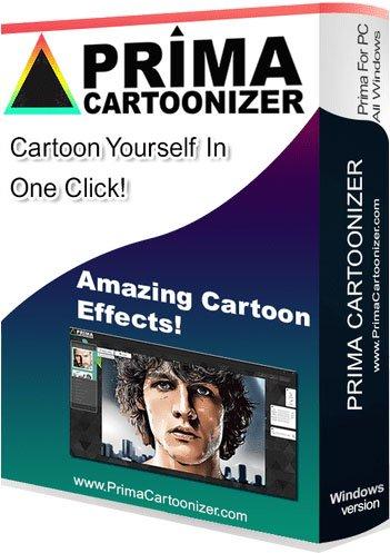 Prima Cartoonizer
