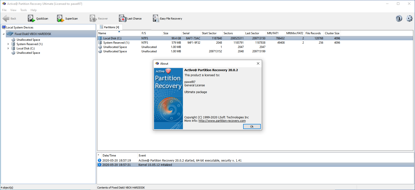 activepartitionrecovery20.0.2