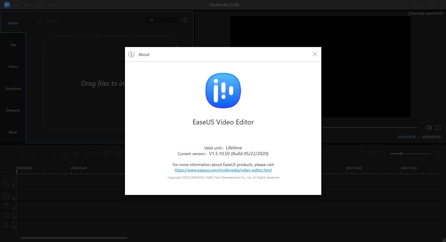 easeusvideoeditor1.5.10.50