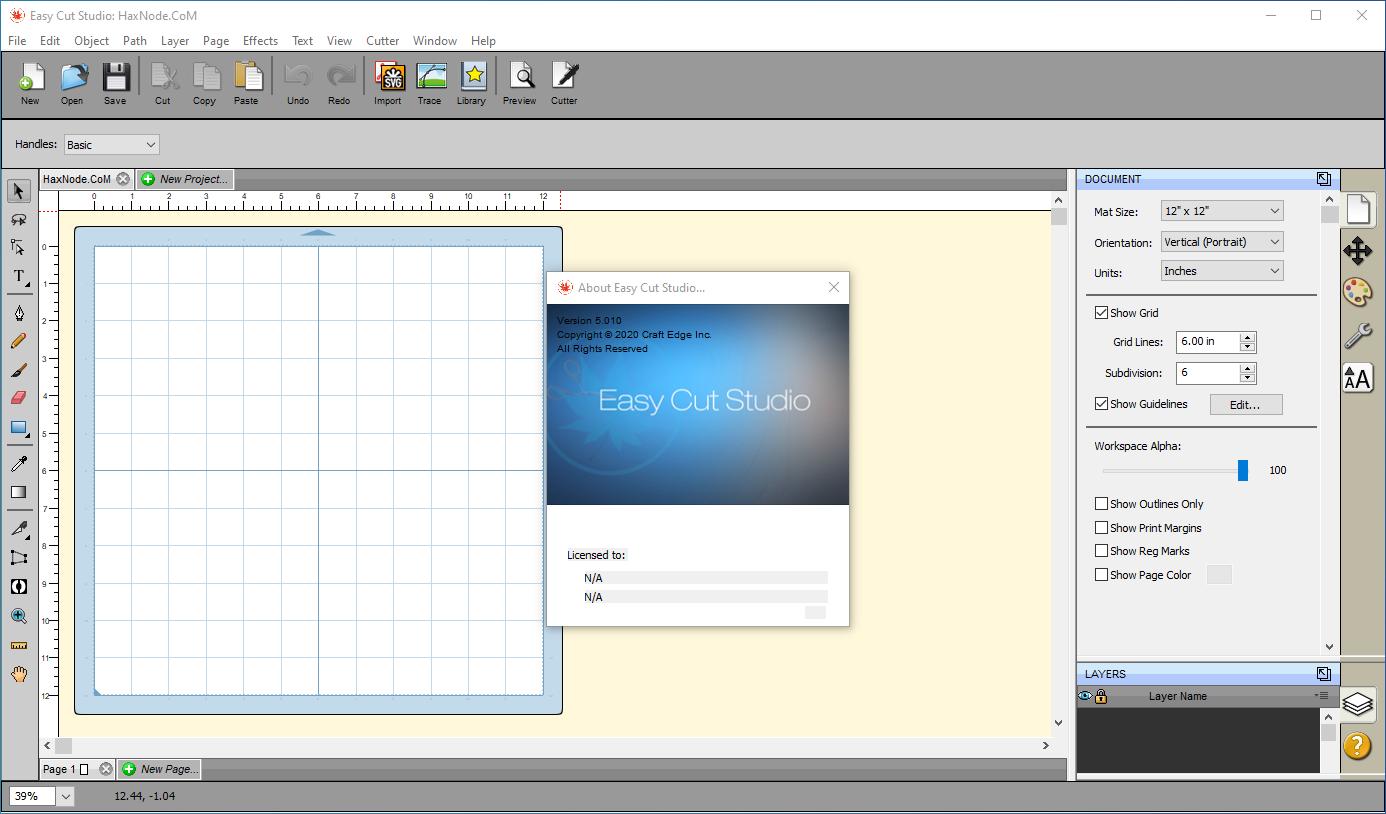 easycutstudio5.0.10