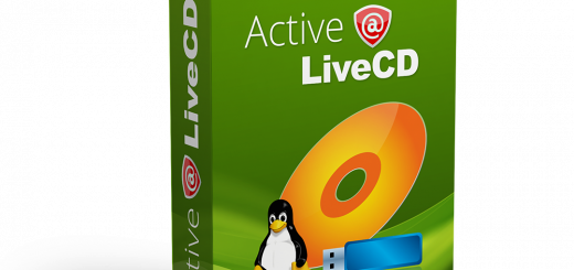 Active@ LiveCD Professional