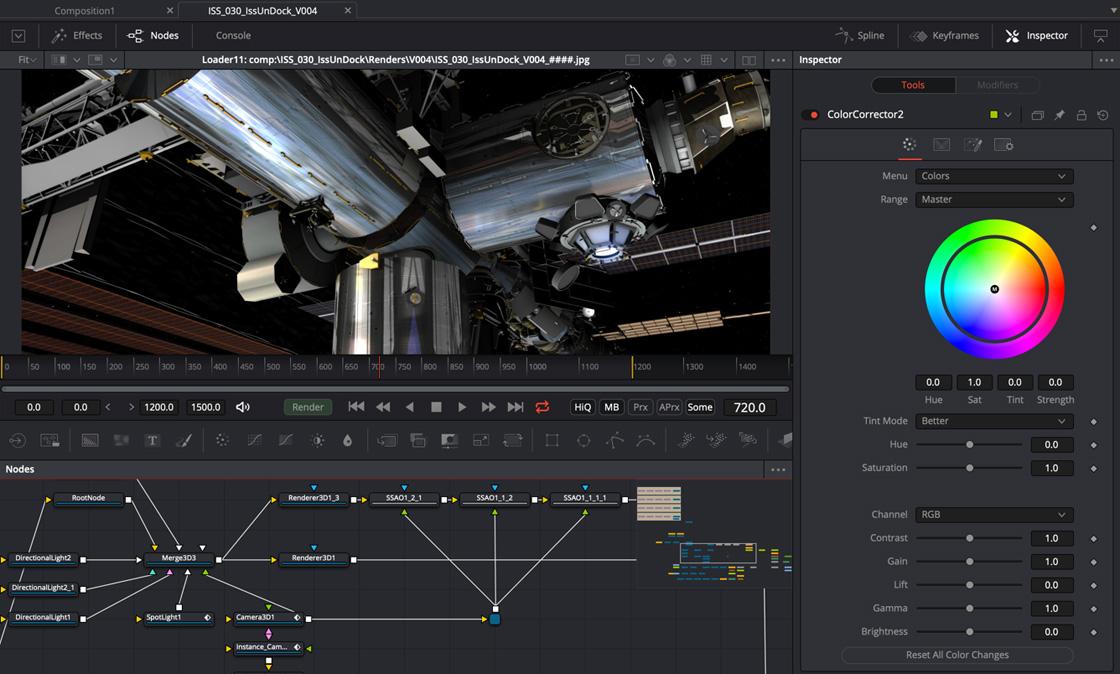 Blackmagic Design Fusion Studio1