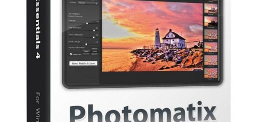 HDRsoft Photomatix Essentials